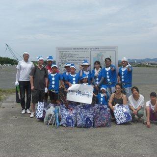 浜松海さくら BLUE SANTAプロジェクト参加
