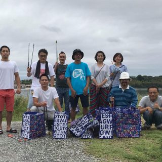 World Cleanup Dayに合わせて